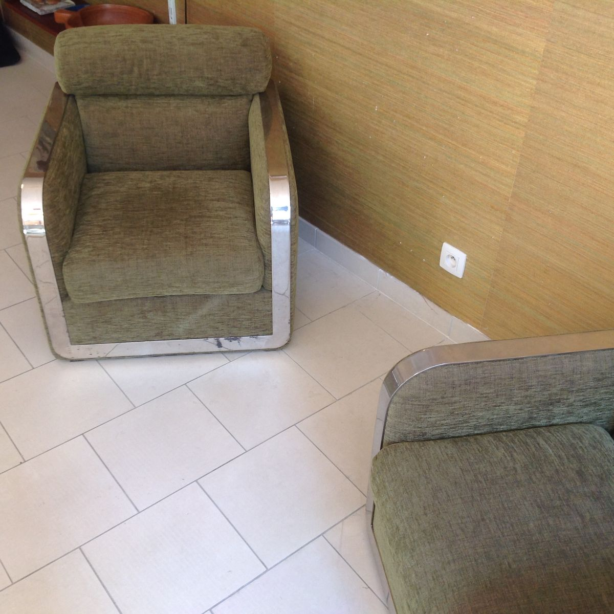 Mid Century Lounge Chairs Set Of 3 For Sale At Pamono