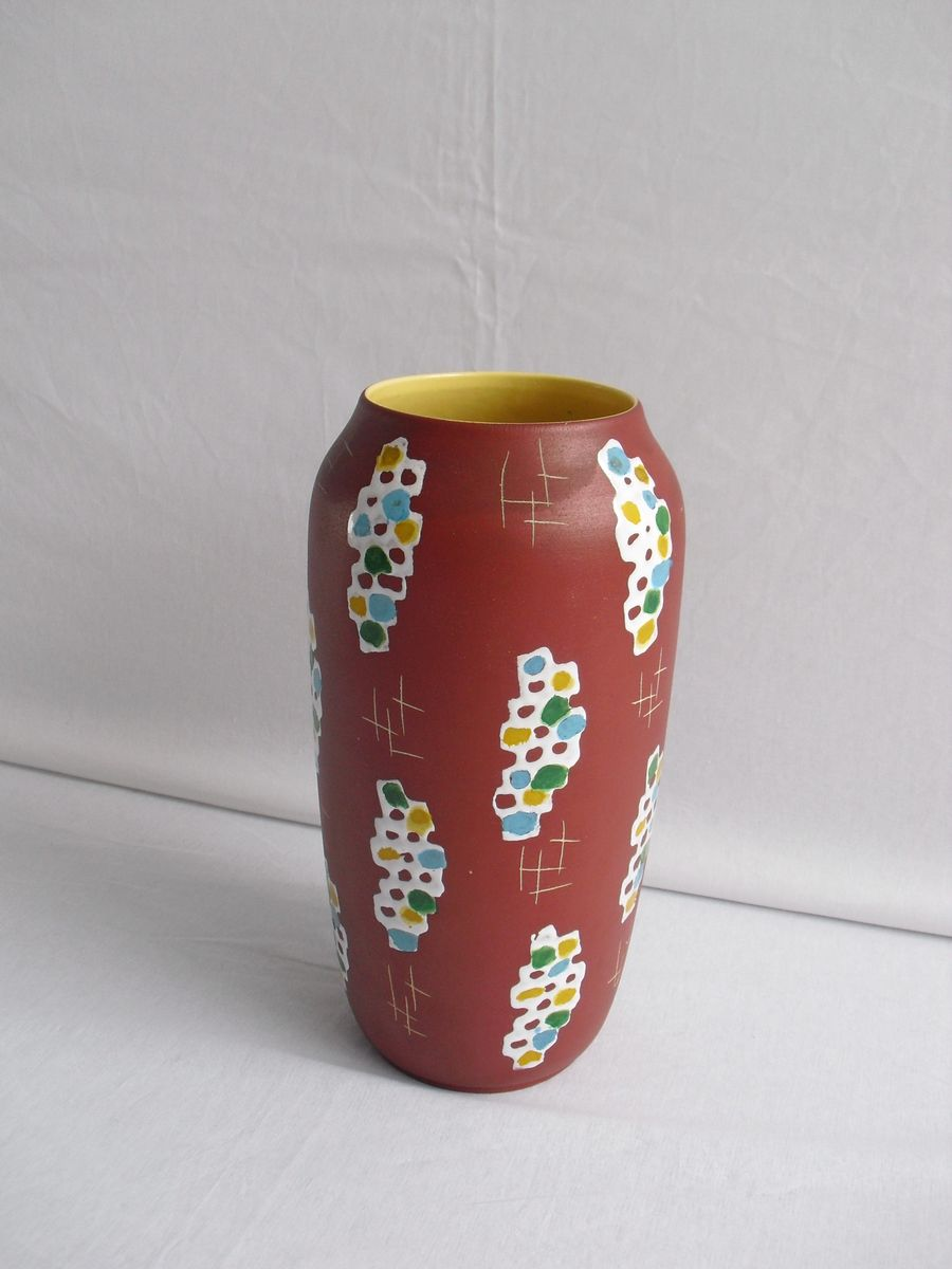 Mid century modern ceramic floor vase by bodo mans for bay 1950s mid century modern ceramic floor vase by bodo mans for bay 1950s for sale at pamono reviewsmspy