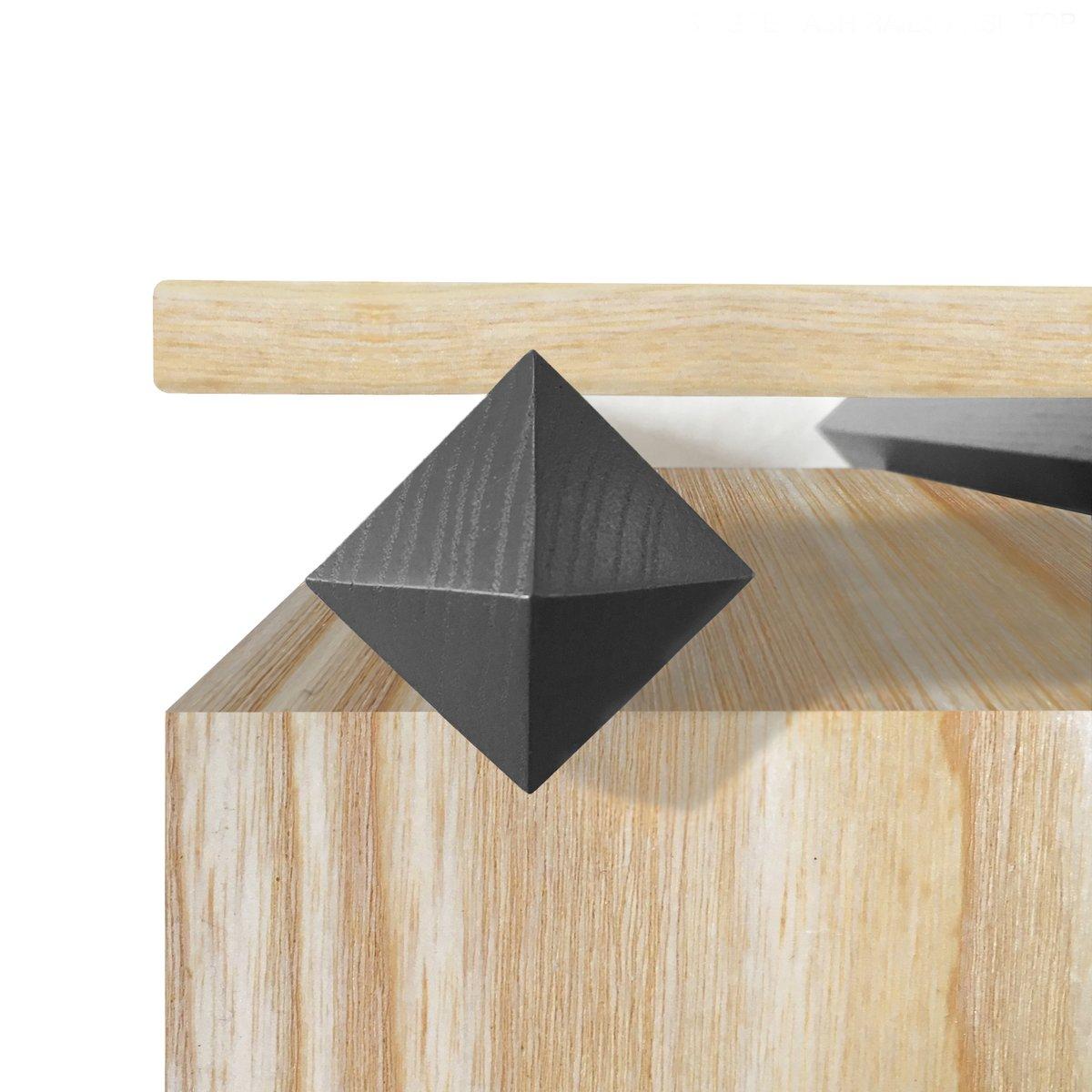 Design Aufbewahrung kommode zur aufbewahrung mit breiter holzschublade und holzplatte