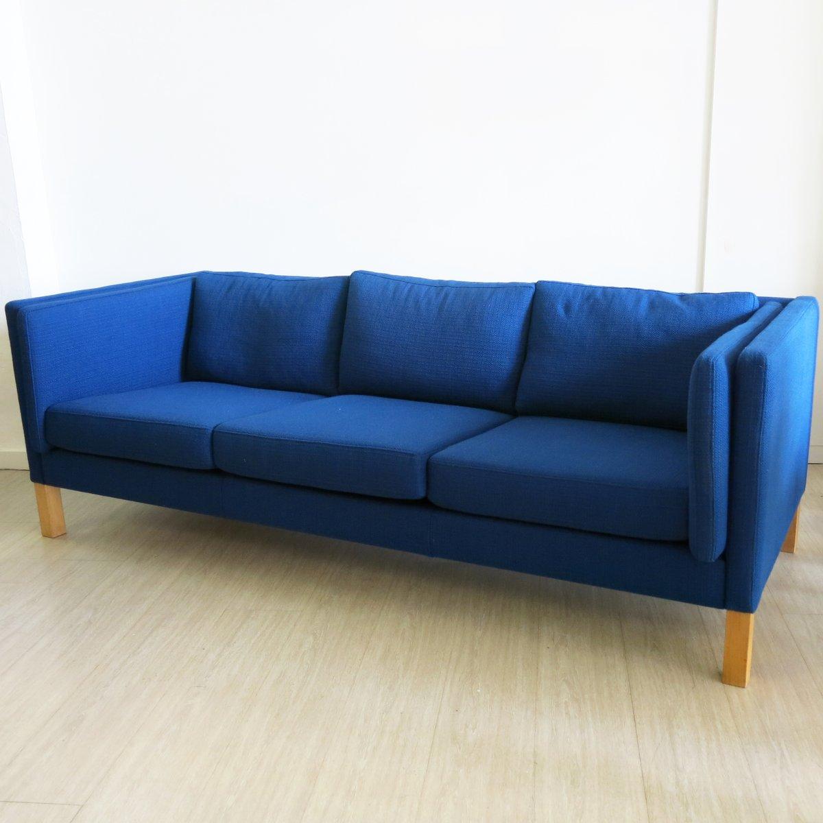 d nisches sofa von soren lund 1970er bei pamono kaufen. Black Bedroom Furniture Sets. Home Design Ideas
