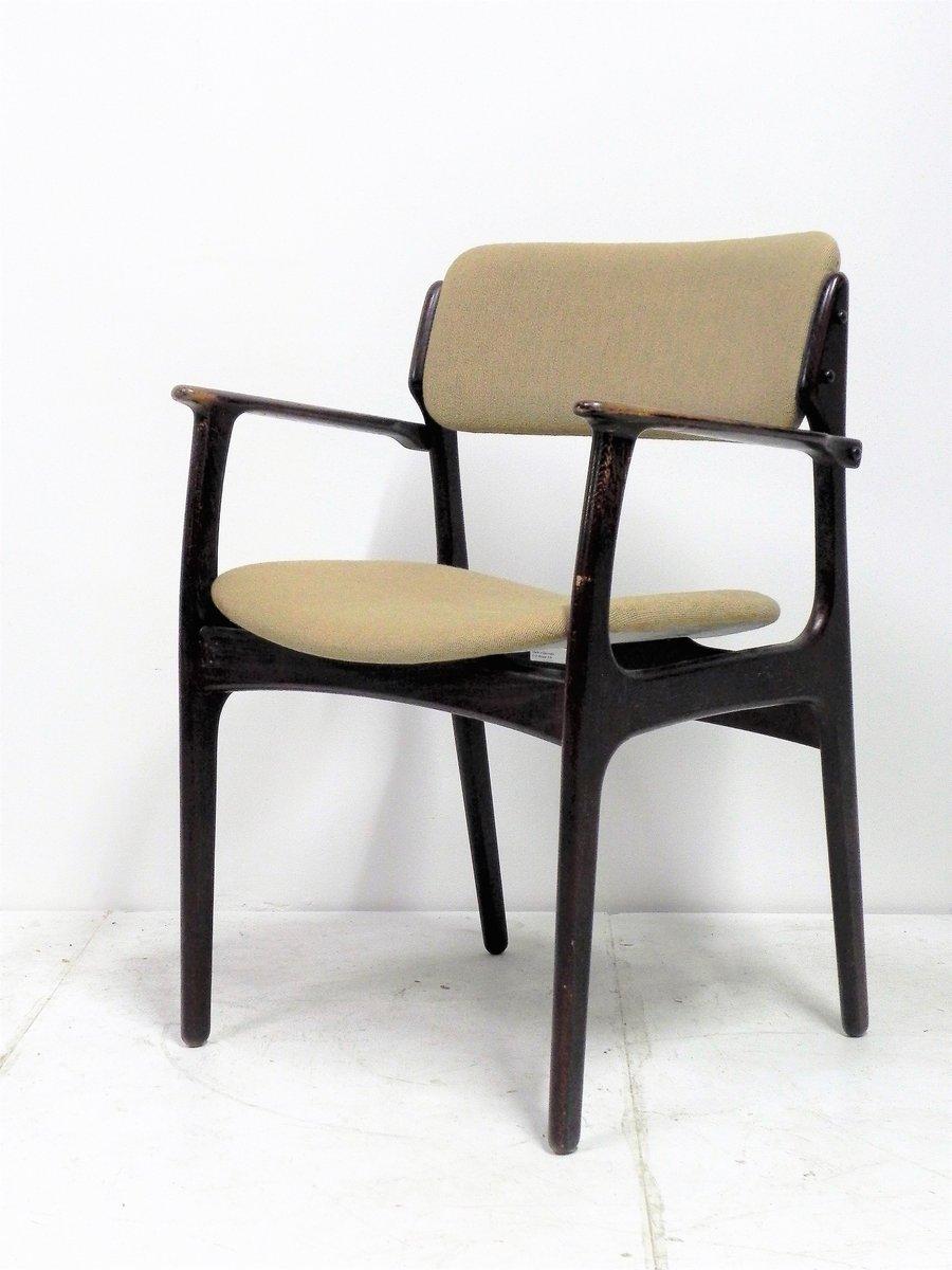 D nischer vintage stuhl von erik buck f r odense for Stuhl design buch
