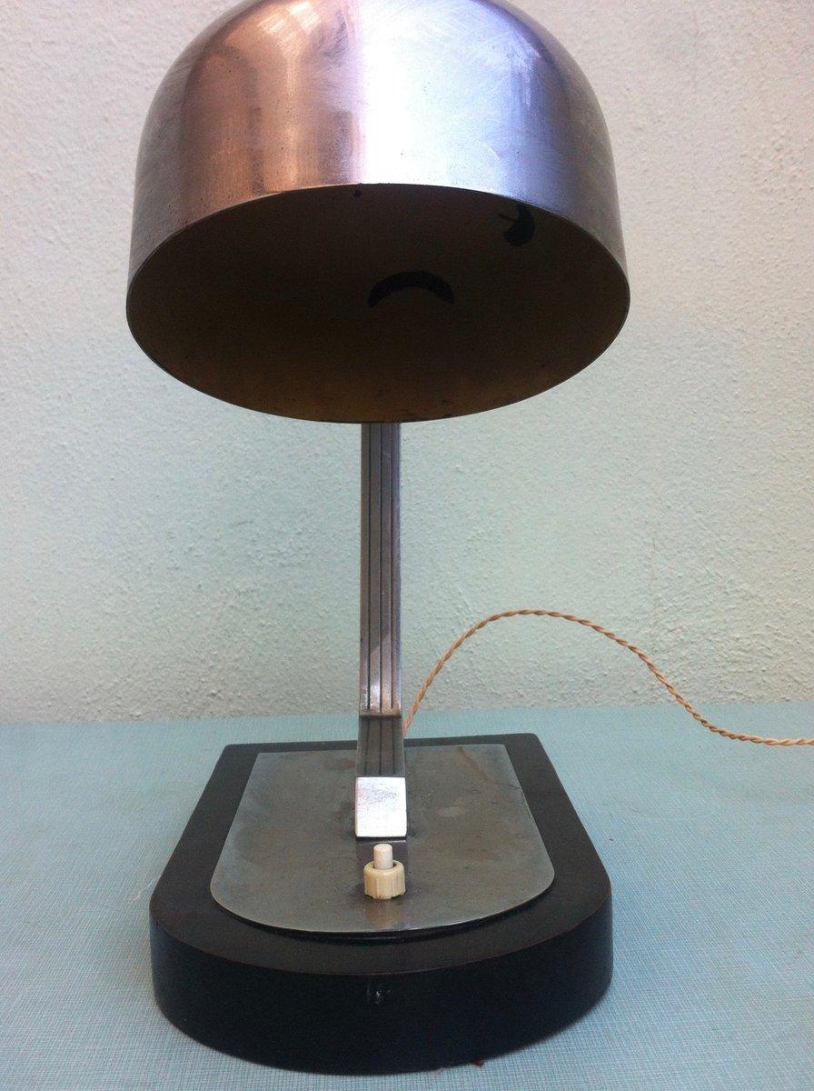 lampe de bureau art d co espagne 1930s en vente sur pamono. Black Bedroom Furniture Sets. Home Design Ideas
