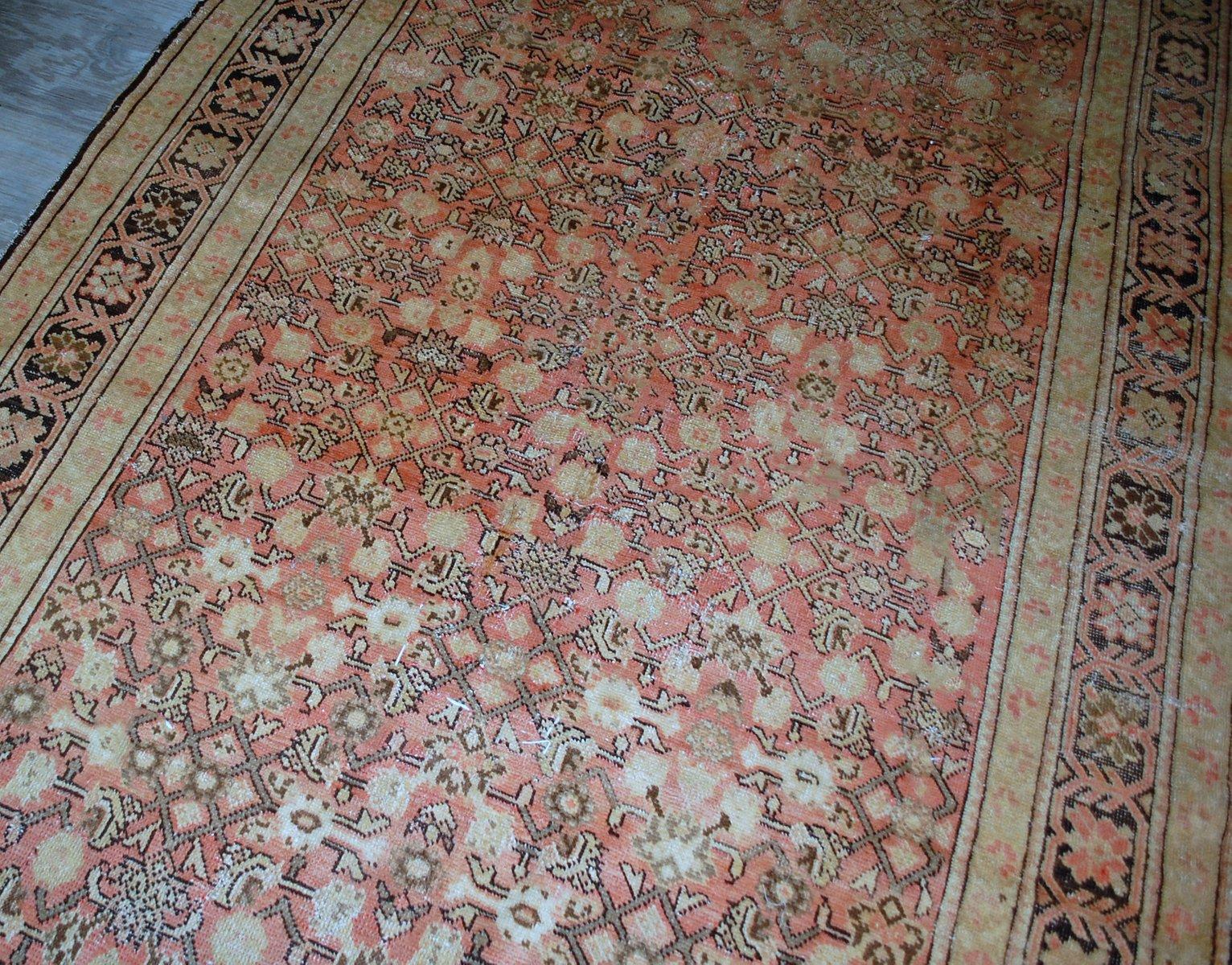 tapis karabagh antique fait main caucase en vente sur pamono. Black Bedroom Furniture Sets. Home Design Ideas