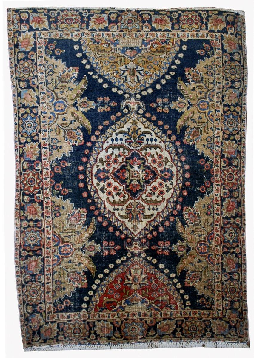 Tappeto persiano antico Malayer fatto a mano, anni \'20 in vendita su ...