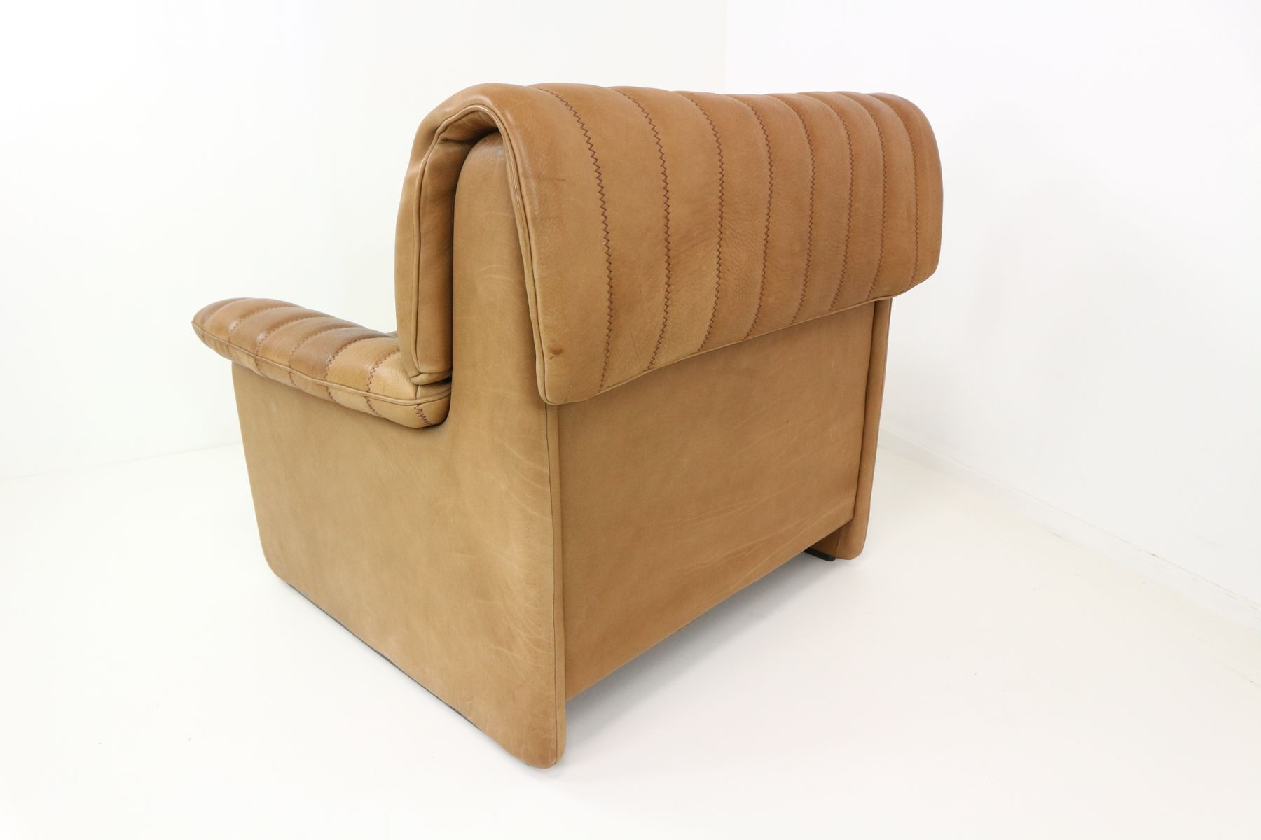 ds 85 sessel von de sede 1970er bei pamono kaufen. Black Bedroom Furniture Sets. Home Design Ideas