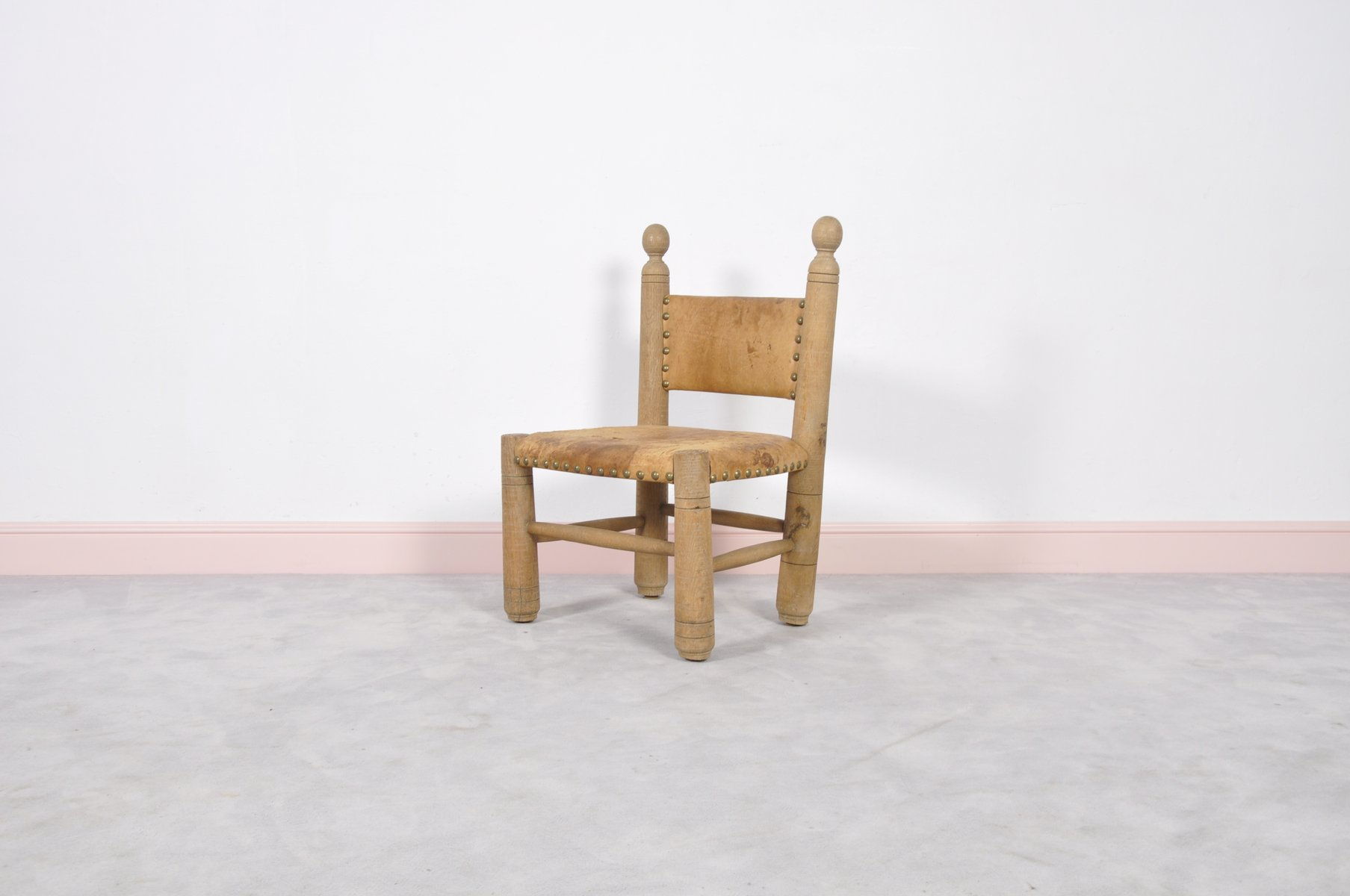 Very best Vintage Louisiana Ladder-Back Child's Chair for sale at Pamono EB32