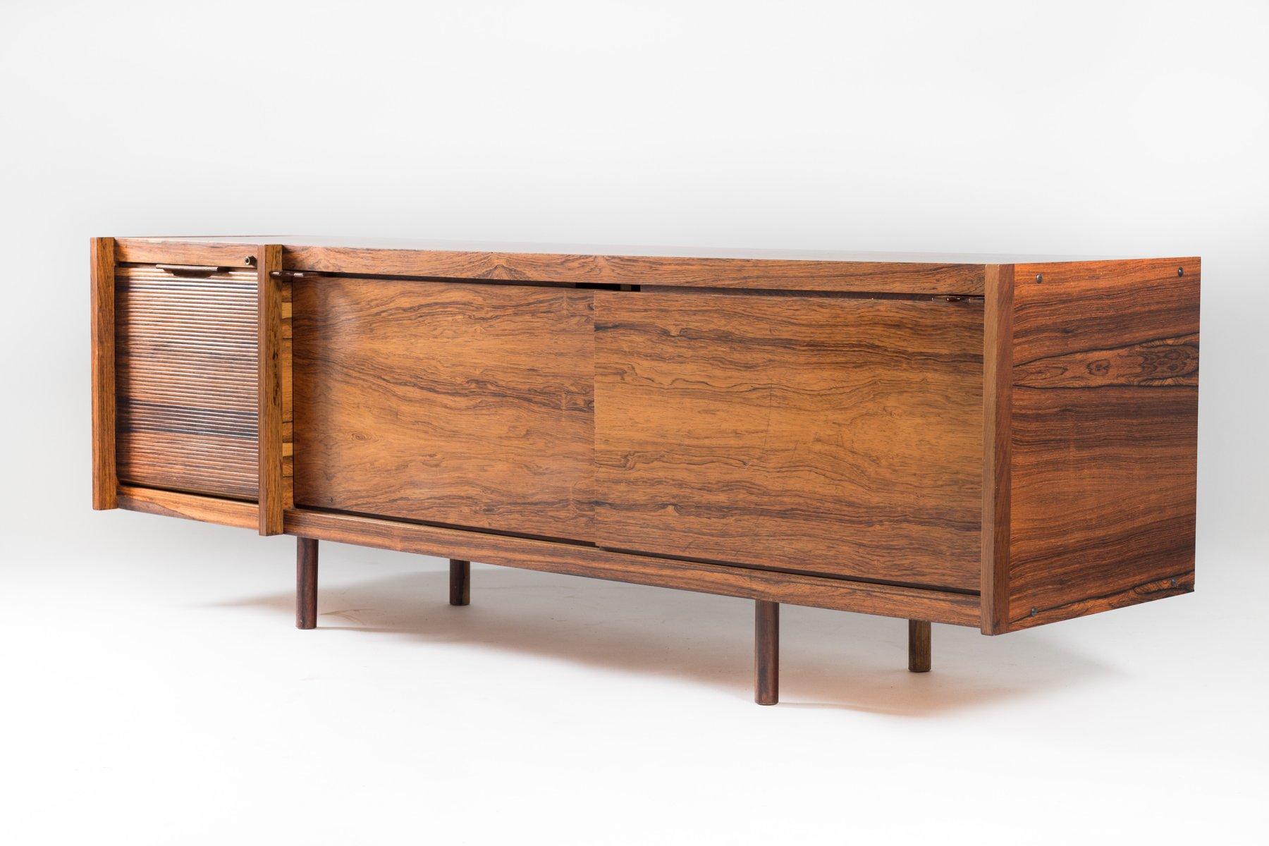 skandinavisches palisander sideboard von sven ivar dysthe f r dokka m bler 1960er bei pamono kaufen. Black Bedroom Furniture Sets. Home Design Ideas