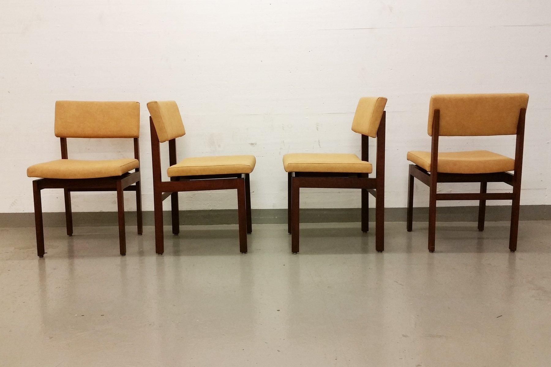 esszimmerst hle 1960er 8er set bei pamono kaufen. Black Bedroom Furniture Sets. Home Design Ideas