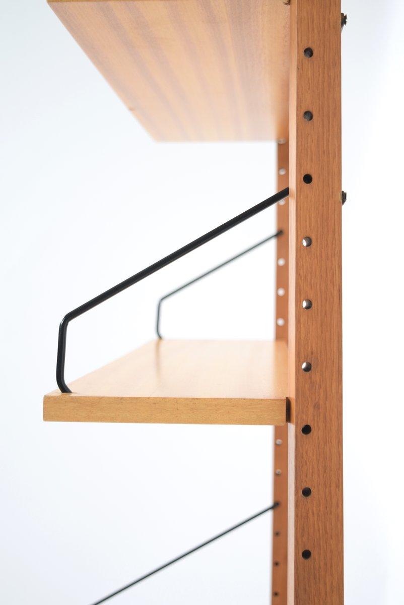 vintage royal system schreibtisch set von poul cadovius. Black Bedroom Furniture Sets. Home Design Ideas