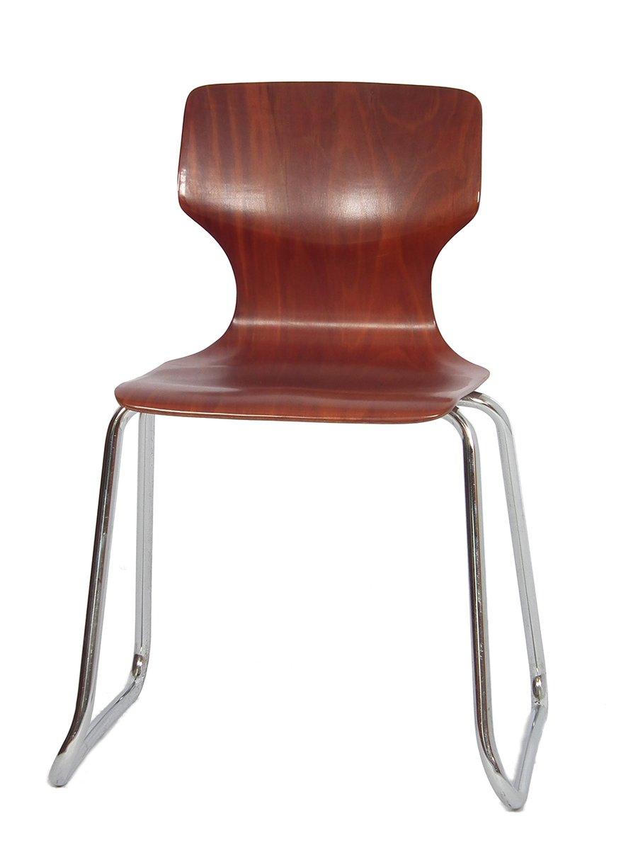 mid century stuhl von fl totto bei pamono kaufen. Black Bedroom Furniture Sets. Home Design Ideas