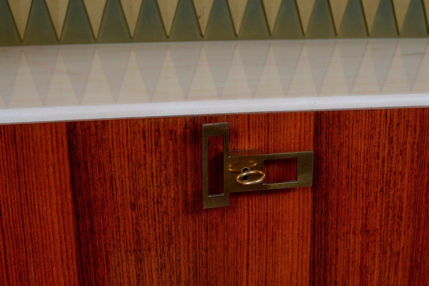 Angolo Bar Per Ufficio : Mobile bar vintage di vittorio dassi per consorzio esposizione