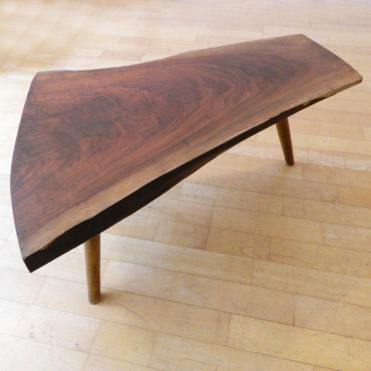 wiener baumstamm beistelltisch 1950er bei pamono kaufen. Black Bedroom Furniture Sets. Home Design Ideas