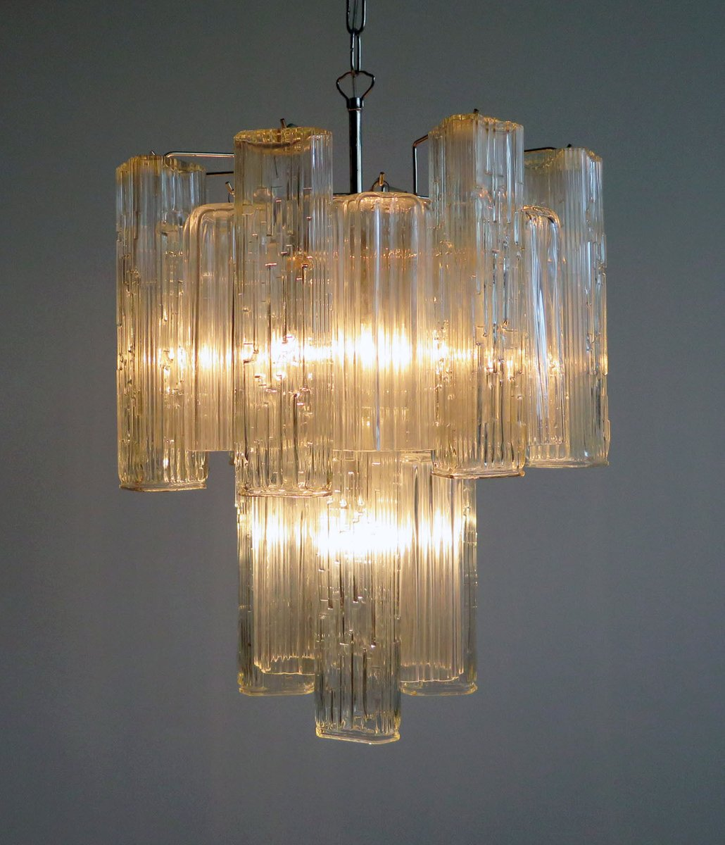 Vintage murano glass chandelier from murano for sale at pamono mozeypictures Image collections