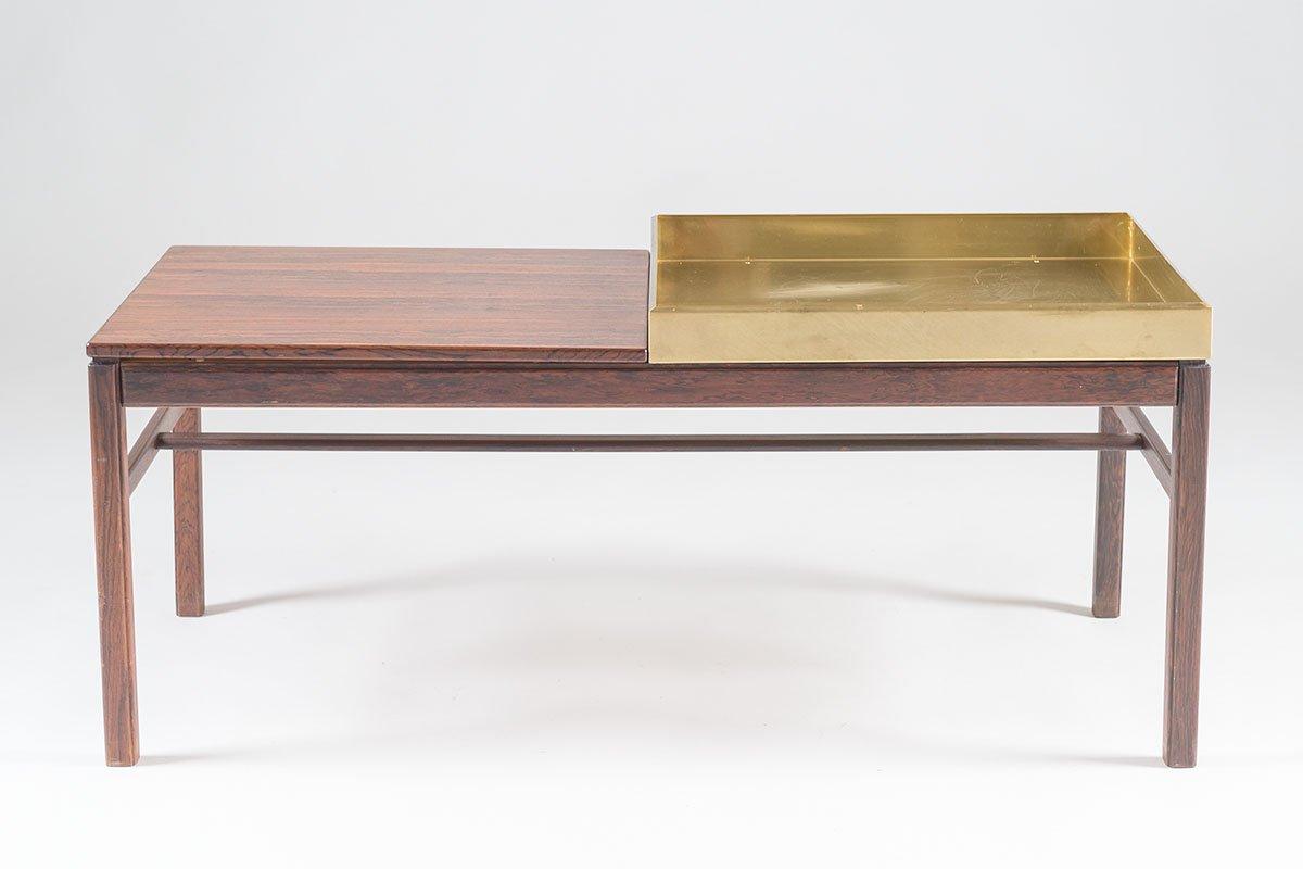 Tisch palisander massivum tischgruppe aus palisander for Palisander tisch