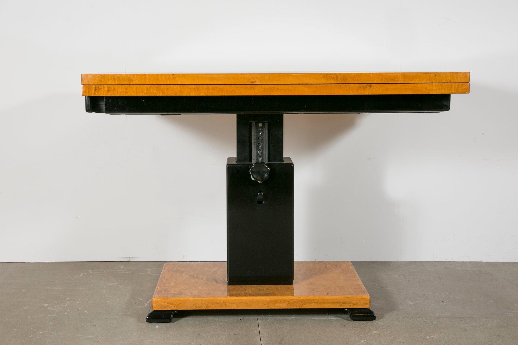 Verstellbarer tisch von otto wretling 1936 bei pamono kaufen for Tisch otto versand