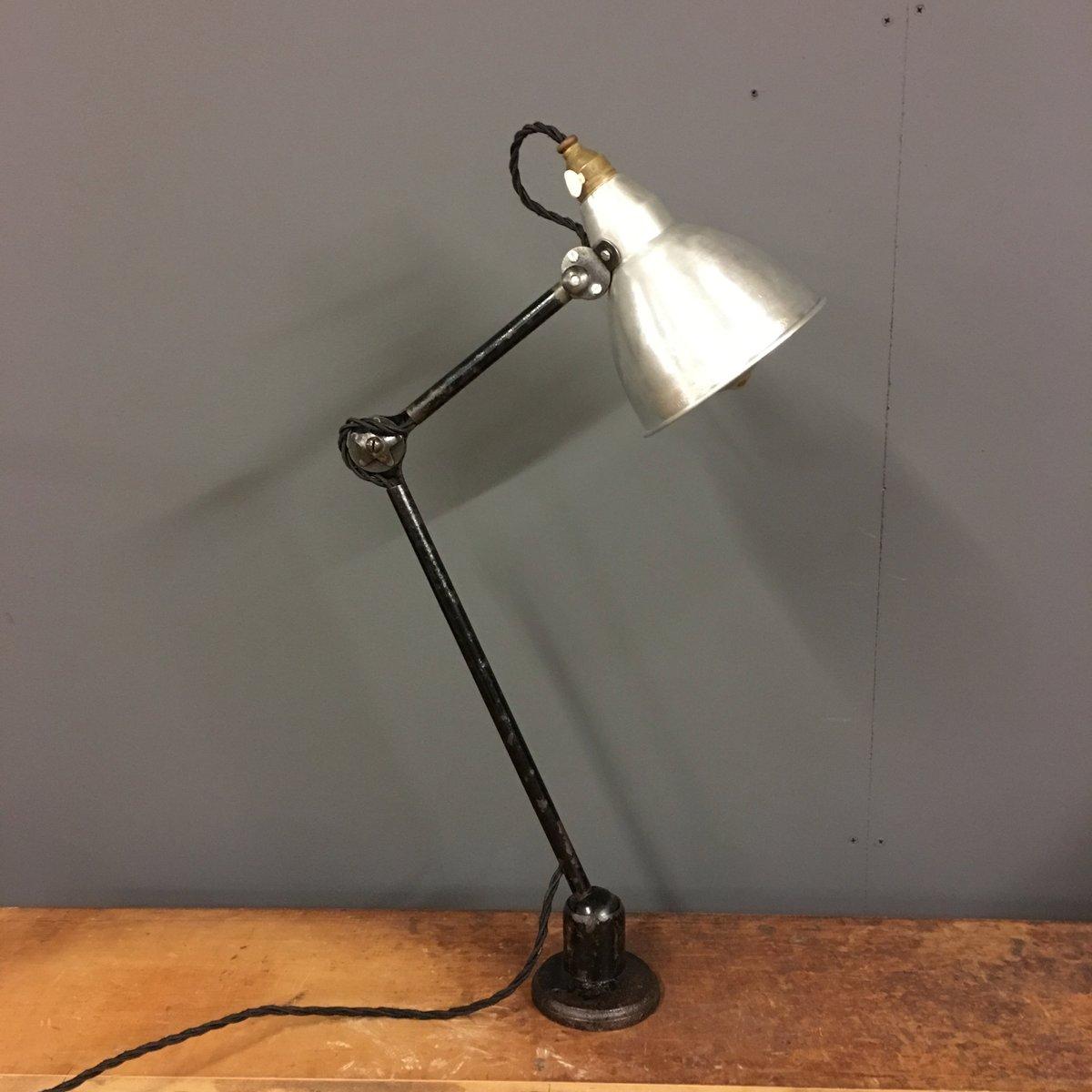 lampadaire d'atelier