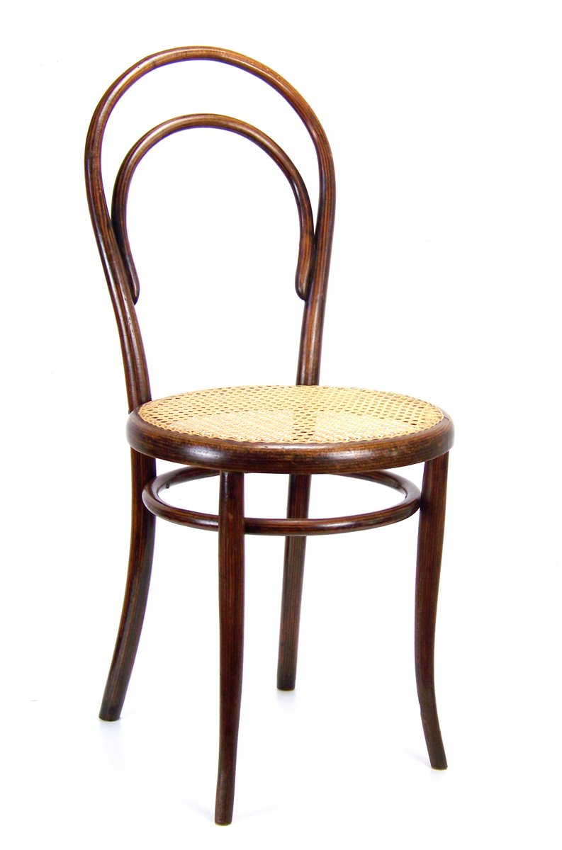 No 14 viennese chair from gebr der thonet 1860s for sale for Stuhl design 20 jahrhundert