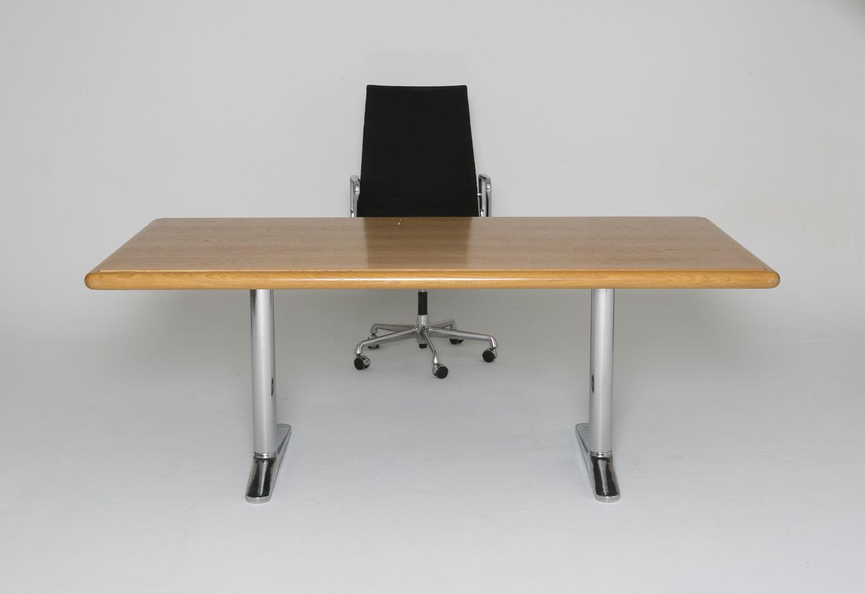 bureau vintage par warren platner pour knoll en vente sur. Black Bedroom Furniture Sets. Home Design Ideas