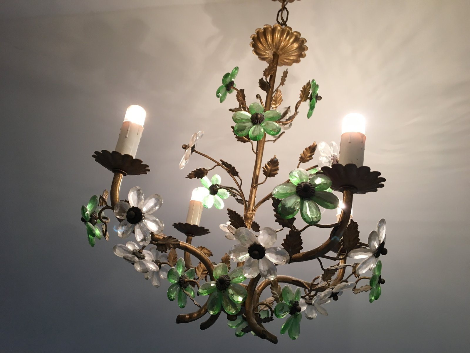 shape crystal with antique brass french chandeliers solid f lights lighting cut outside pendant id light twelve framed furniture chandelier l bulb bell