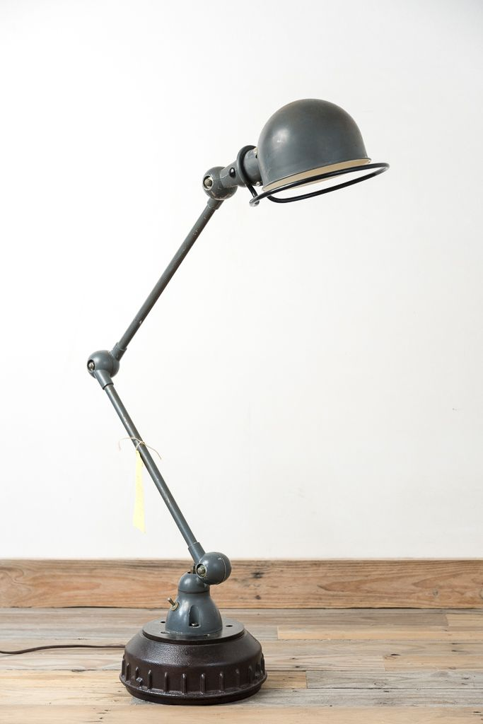 Mid Century Articulated Desk Lamp From Jieldé For At Pamono