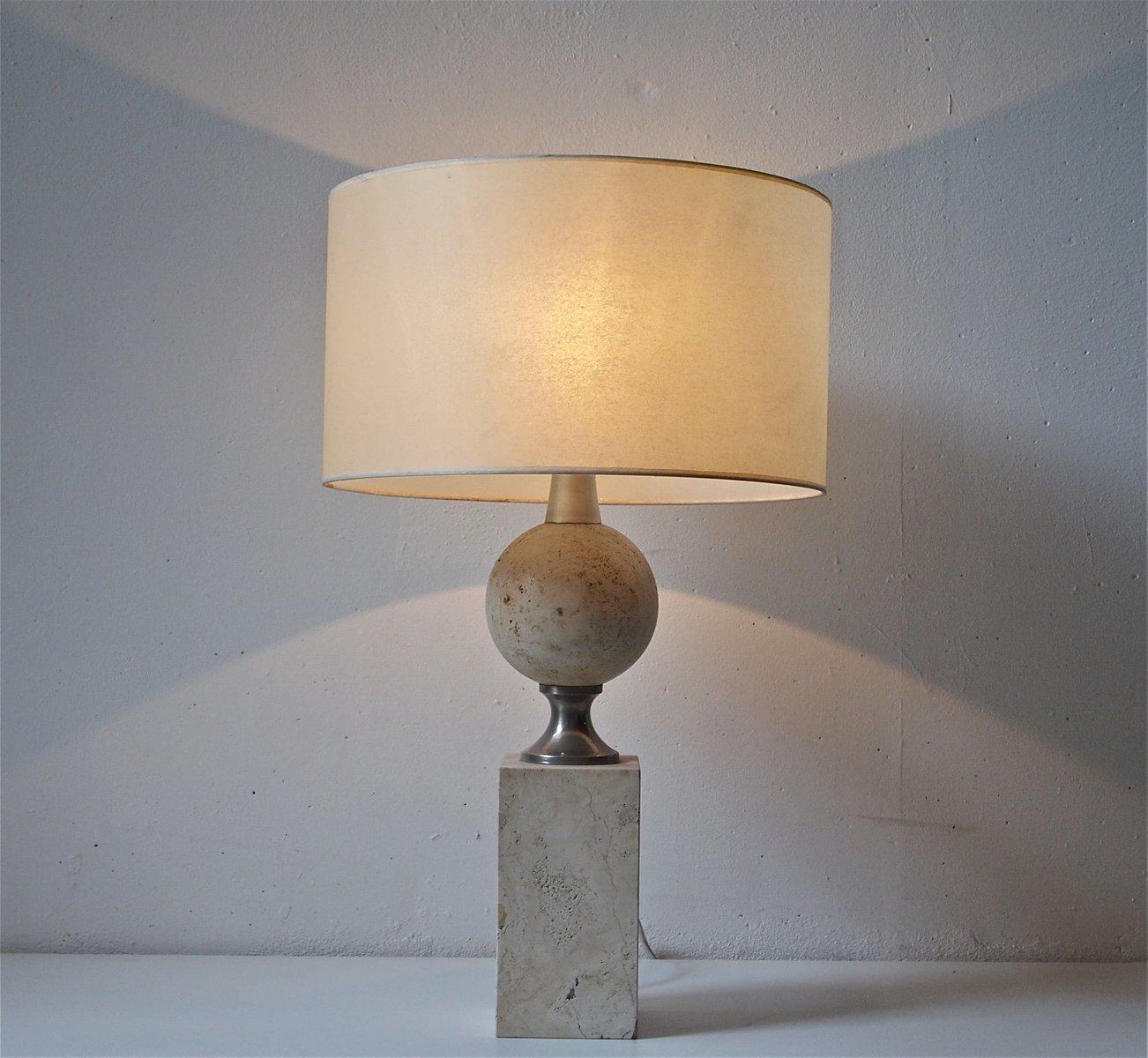 lampe mid century par pierre barbe en vente sur pamono. Black Bedroom Furniture Sets. Home Design Ideas