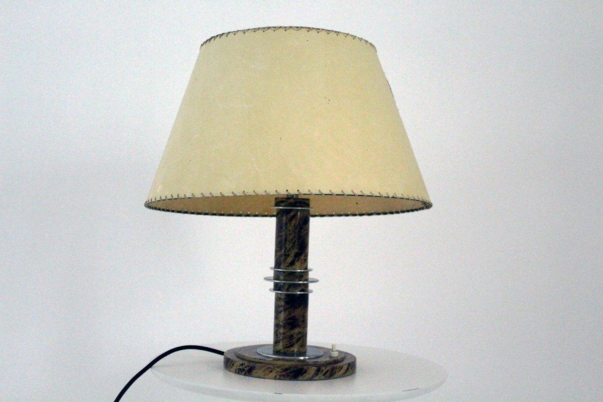 Art Deco Bauhaus Table Lamp, 1930s for sale at Pamono