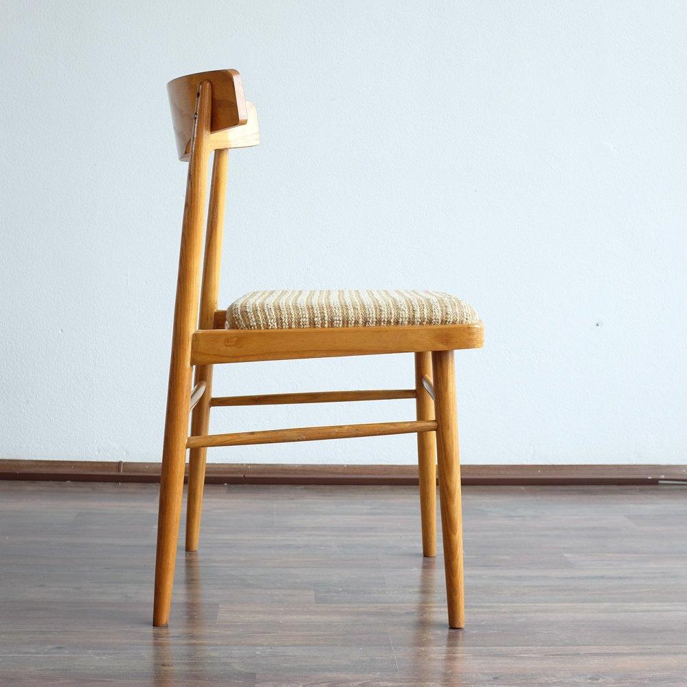 chaises de salle manger vintage de ton r publique tch que 1960s set de 4 en vente sur pamono. Black Bedroom Furniture Sets. Home Design Ideas
