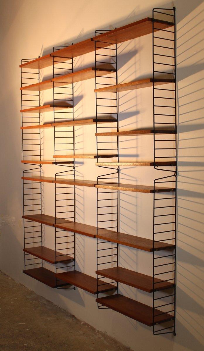 Nisse Strinning ladder shelf by nisse strinning for string 1950s for sale at pamono