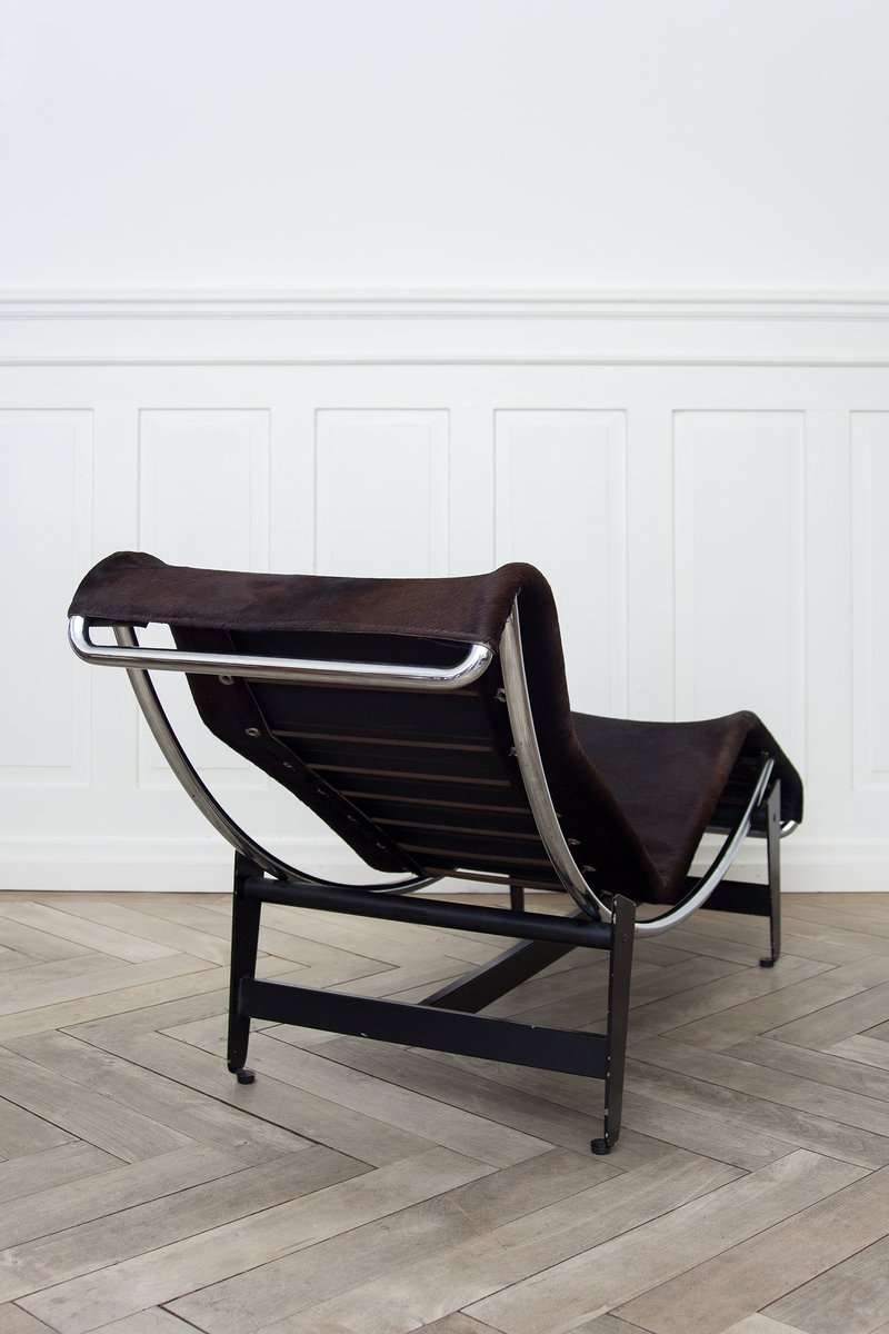 Lc4 chaise longue by le corbusier pierre jeanneret for Les 3 suisses chaises