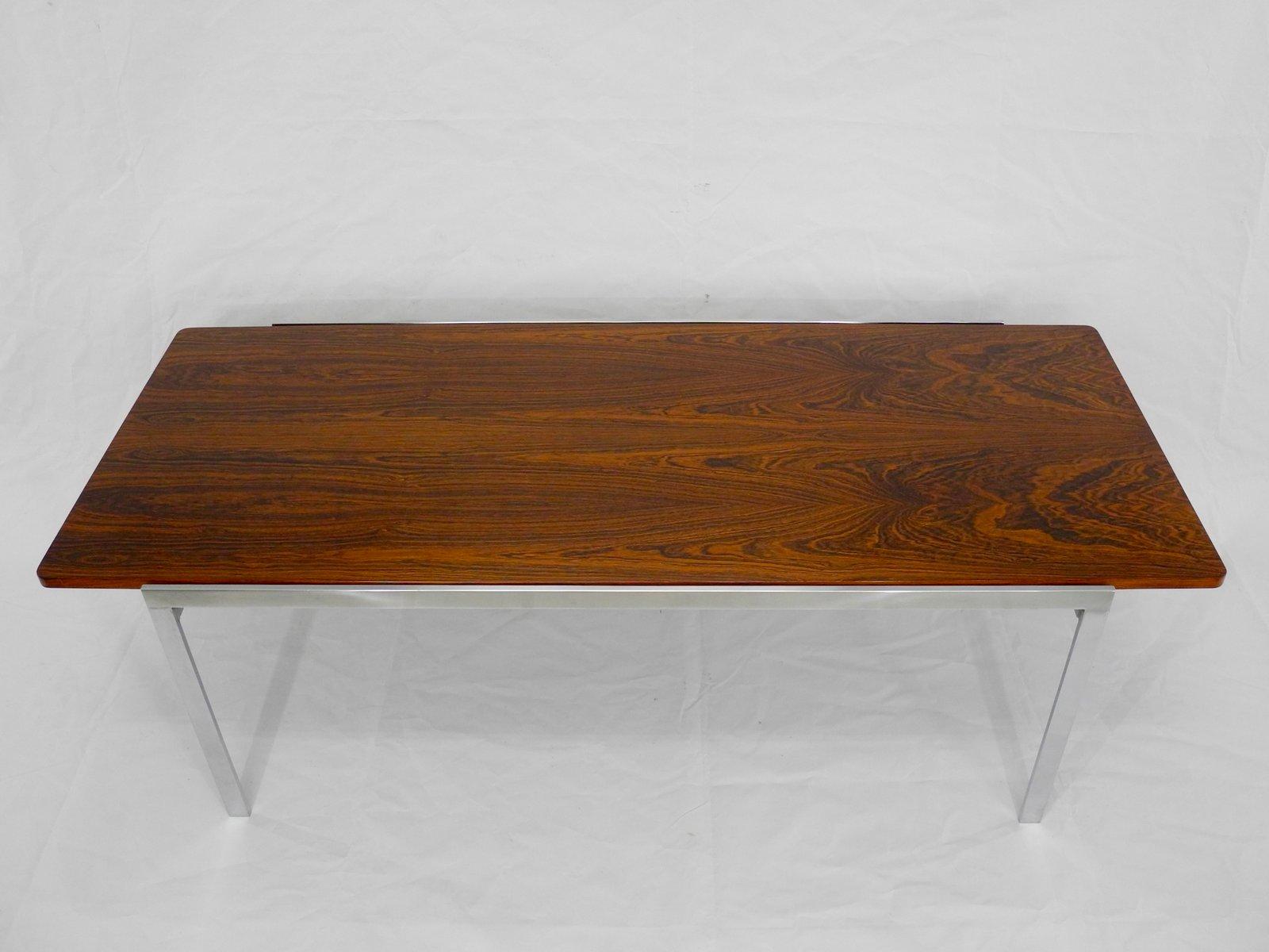 3501 couchtisch aus palisander von arne jacobsen f r fritz hansen 1963 bei pamono kaufen. Black Bedroom Furniture Sets. Home Design Ideas