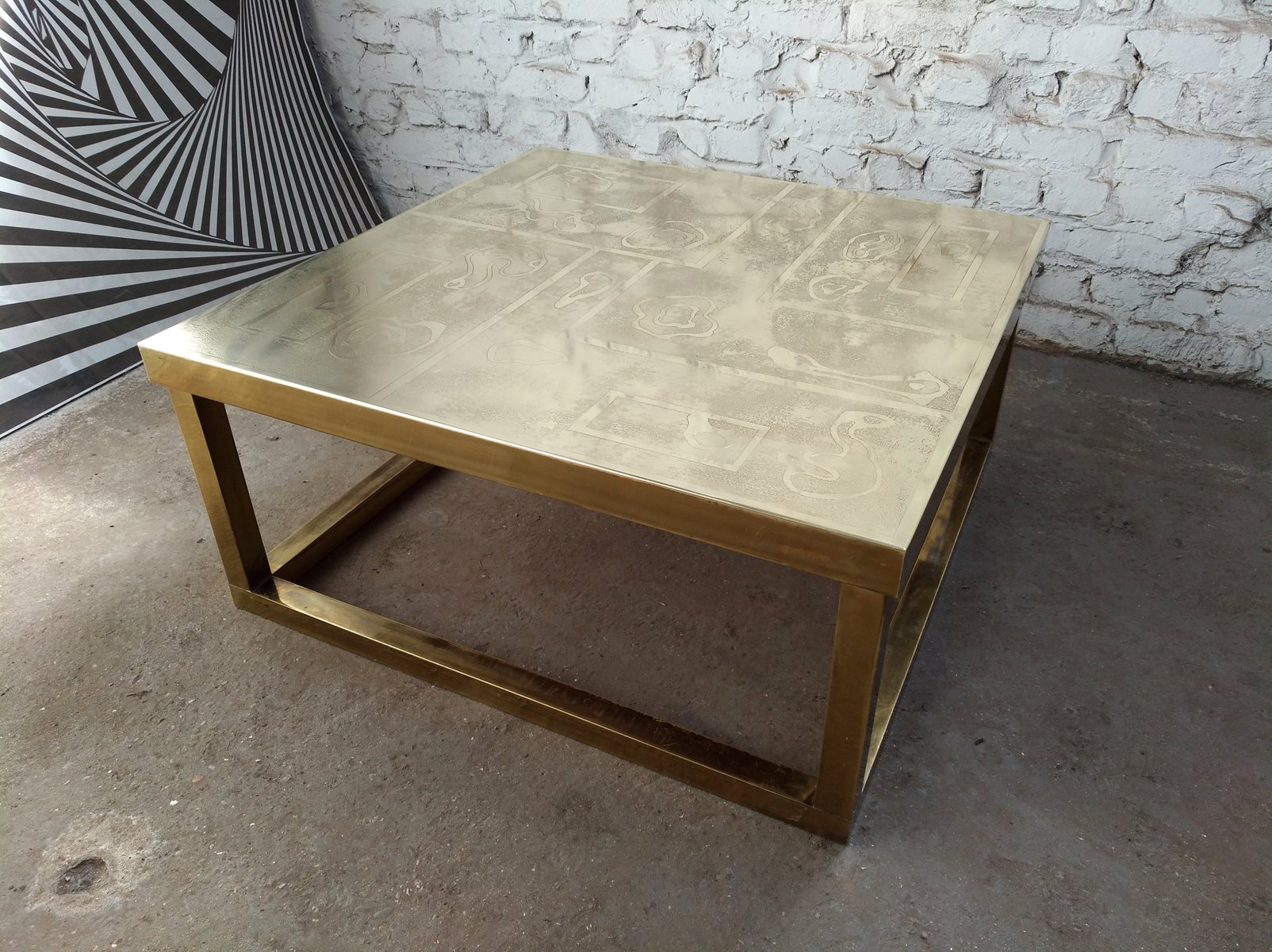 decorating home lepimen trouge image table baker of brass nautically coffee
