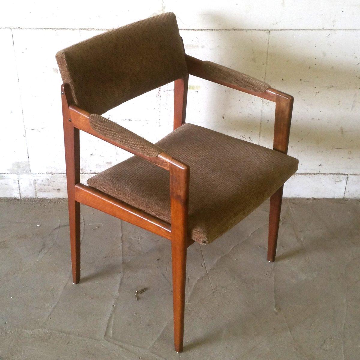 641pf st hle rudolf glatzel f r thonet 1961 4er set bei pamono kaufen. Black Bedroom Furniture Sets. Home Design Ideas