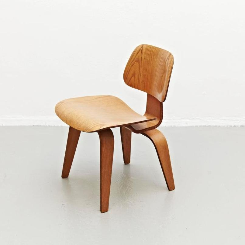 Eames Side Chair dcw side chair by charles eames for herman miller 1950s for