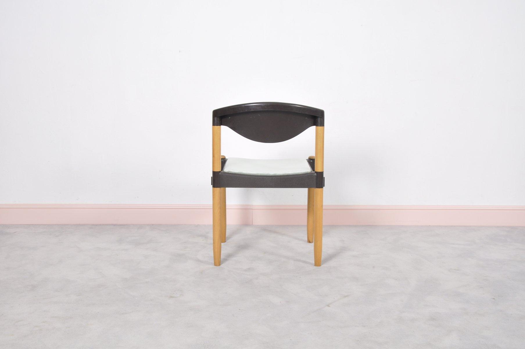 strax st hle von hartmut lohmeyer f r casala 1981 6er. Black Bedroom Furniture Sets. Home Design Ideas