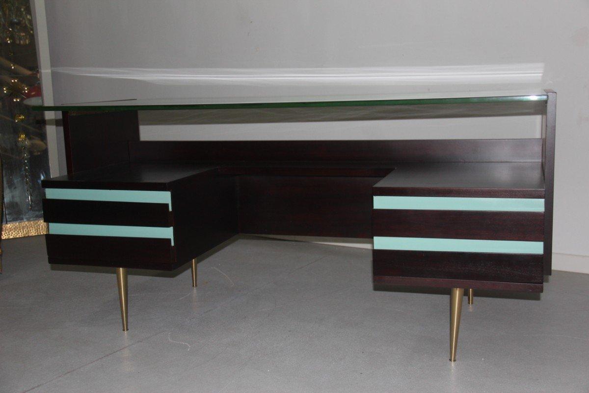 Italian minimalist desk 1950s for sale at pamono for 1950s minimalist house