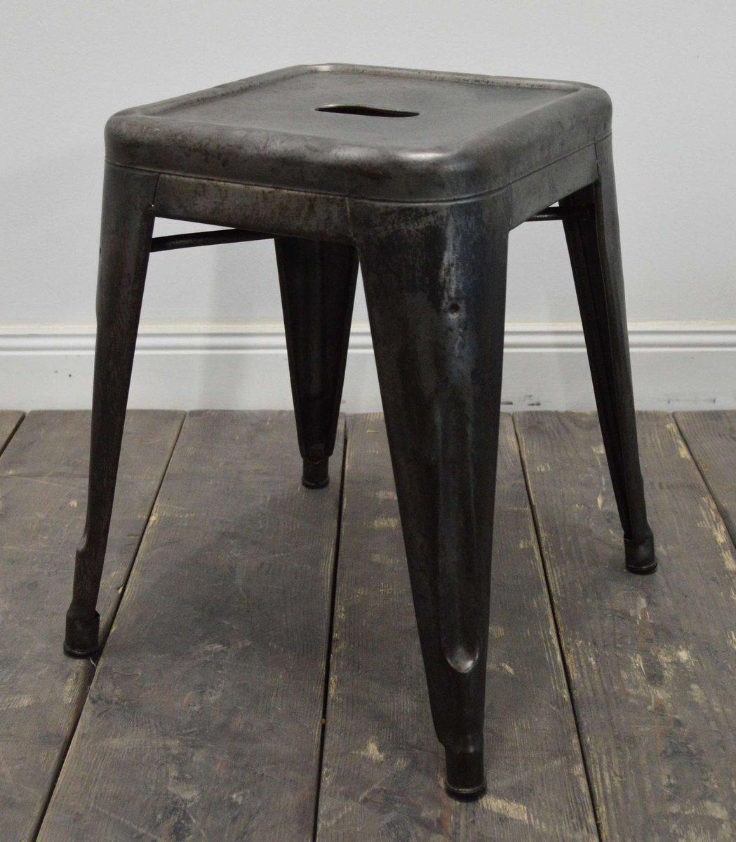 vintage hocker von tolix bei pamono kaufen. Black Bedroom Furniture Sets. Home Design Ideas