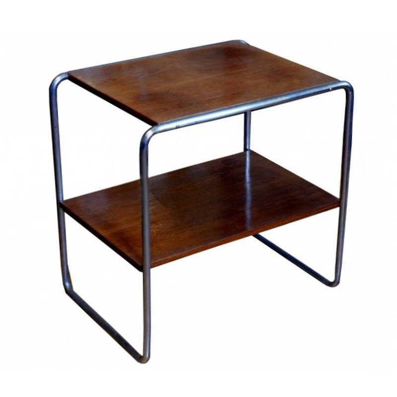 laccio table by marcel breuer 1930s - Marcel Breuer Tisch