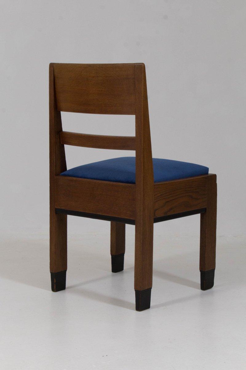 art deco haager schule st hle von h fels f r l o v. Black Bedroom Furniture Sets. Home Design Ideas