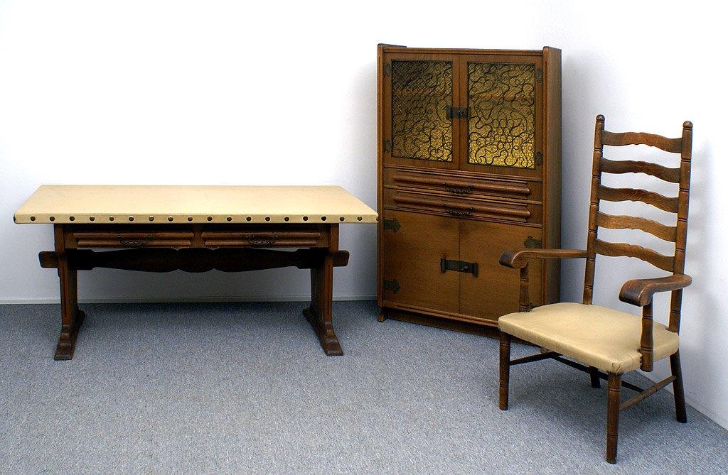 Bureau vintage pour homme par Škvor karel en vente sur pamono