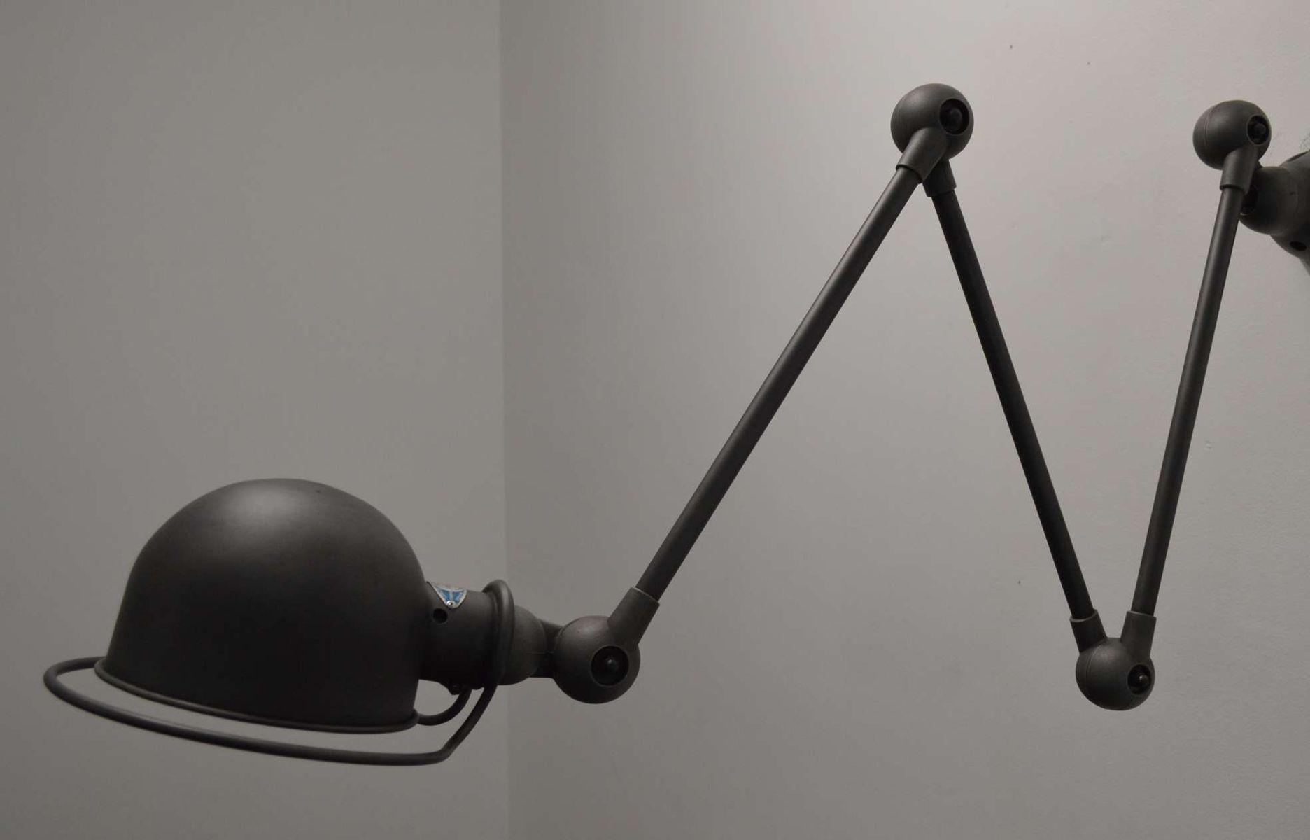 lampe trois bras mid century de jield en vente sur pamono. Black Bedroom Furniture Sets. Home Design Ideas