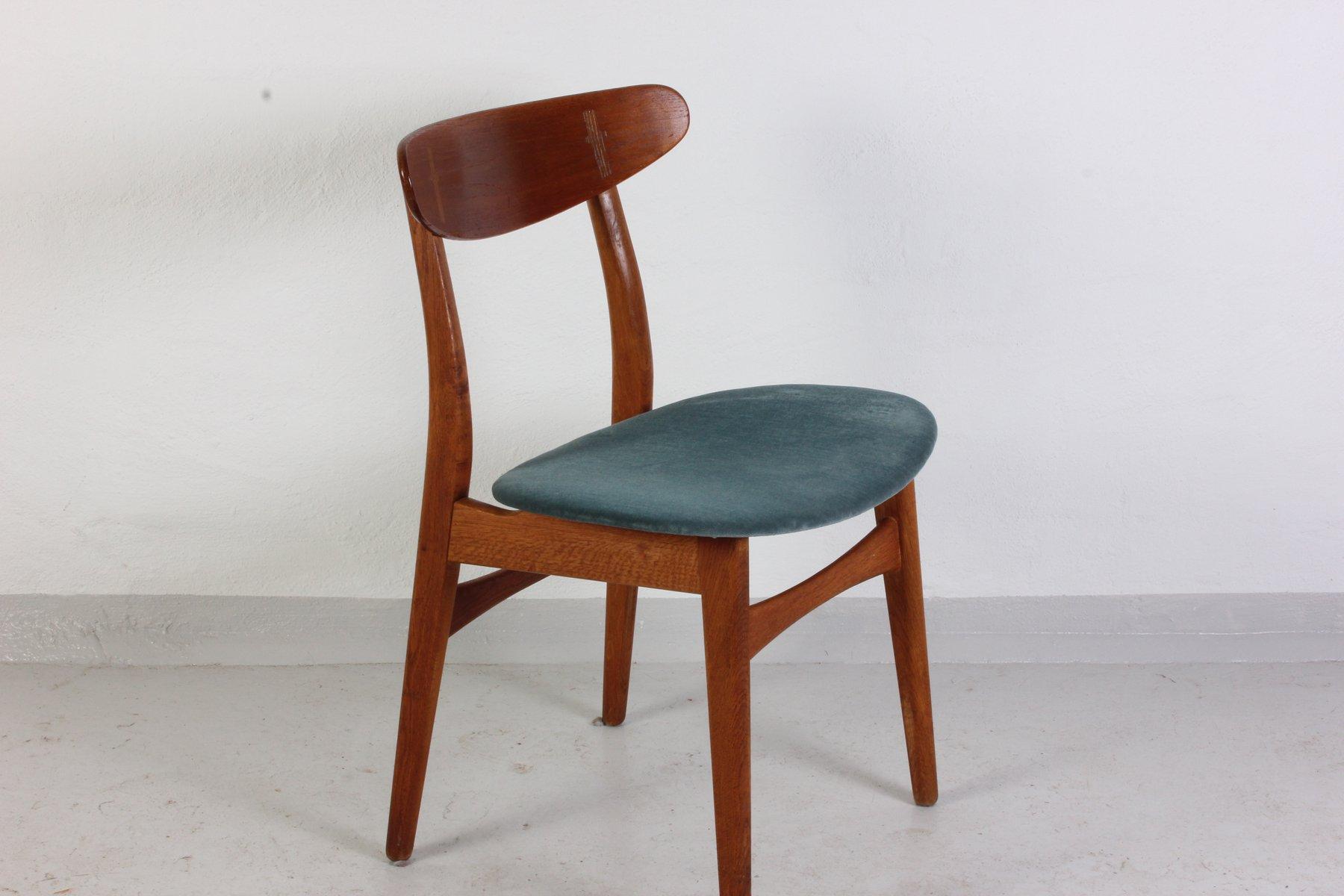 ch 30 stuhl von hans j wegner f r carl hansen s n bei. Black Bedroom Furniture Sets. Home Design Ideas