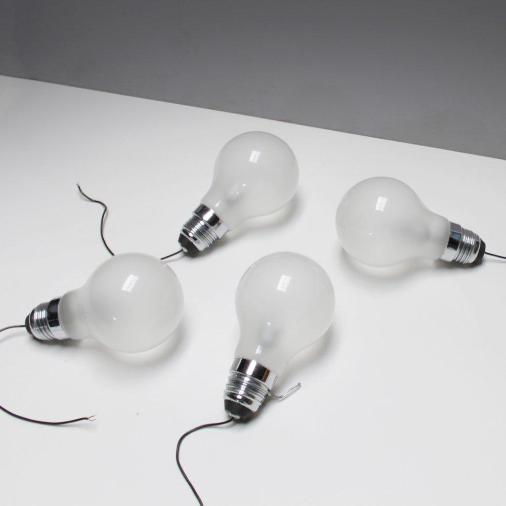 thomas alva edison lampe von ingo maurer f r design m bei. Black Bedroom Furniture Sets. Home Design Ideas