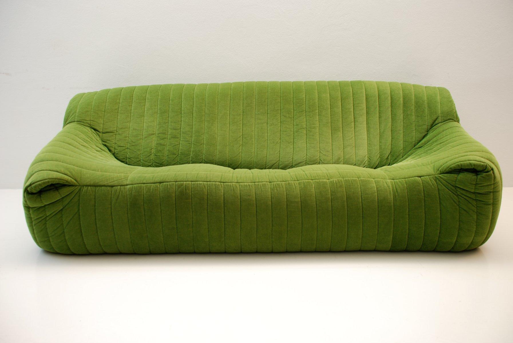 canap fauteuil sandra vintage par annie hieronimus pour ligne roset cinna set de 2 en. Black Bedroom Furniture Sets. Home Design Ideas