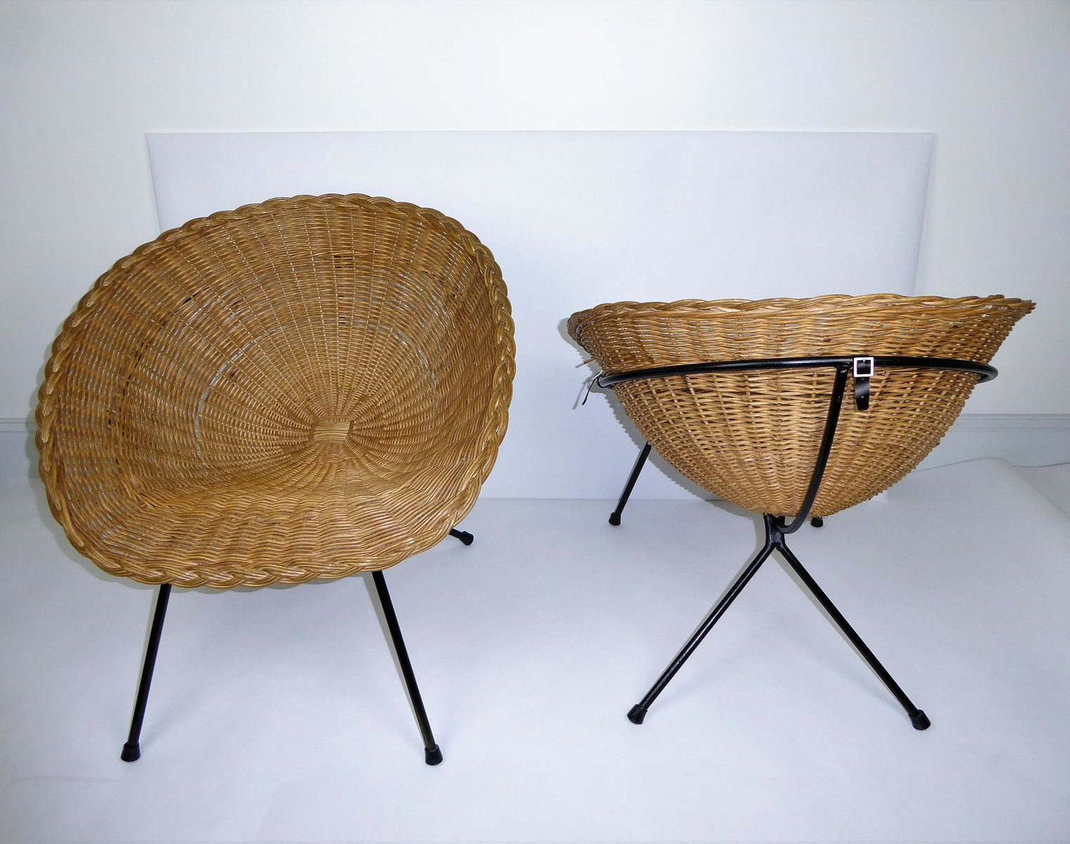 chair kettal braided layer wicker outdoor hand in furniture things by armchair basket patio