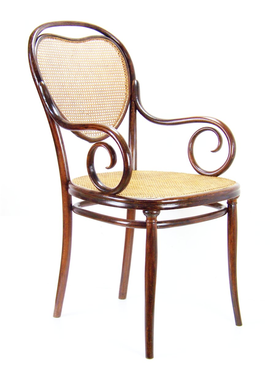 Viennese Nr 3 Armchair From Thonet 1860s For Sale At Pamono