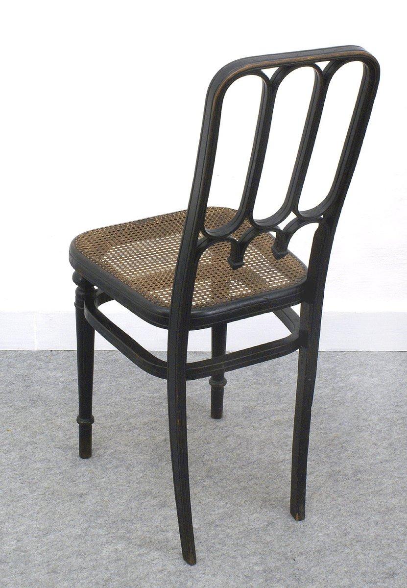 Antiker stuhl von thonet bei pamono kaufen for Thonet stuhl design analyse