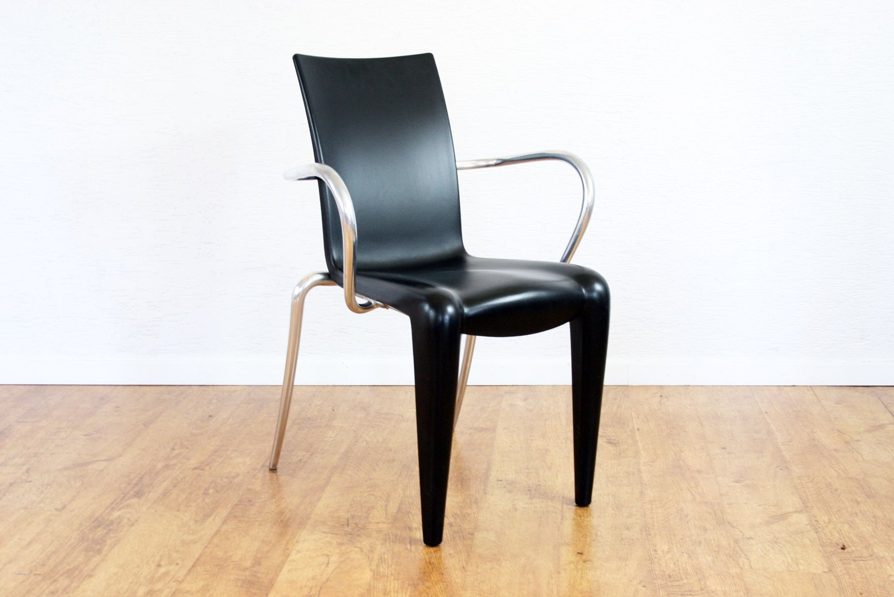 louis xx armchair by philippe starck for vitra 1992 for sale at pamono. Black Bedroom Furniture Sets. Home Design Ideas
