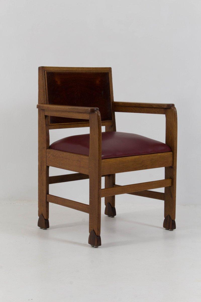 art deco amsterdamer schule st hle von paul bromberg. Black Bedroom Furniture Sets. Home Design Ideas