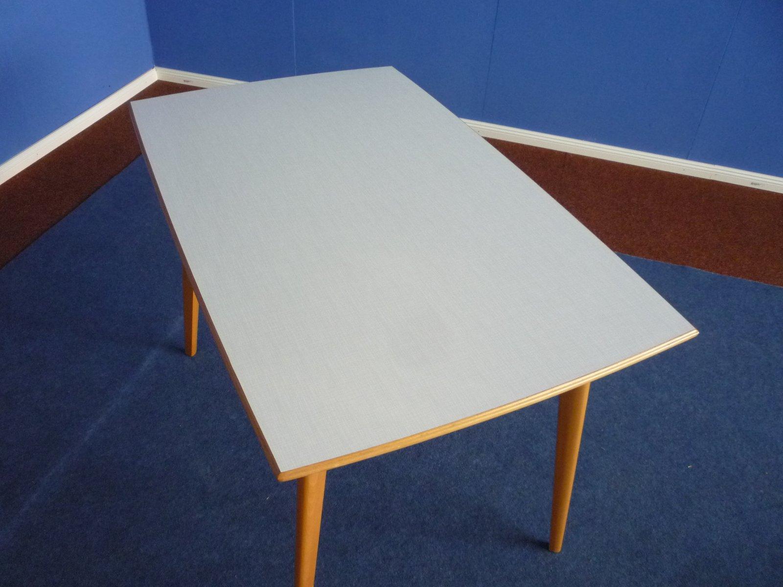 formica buche k chentisch 1950er bei pamono kaufen. Black Bedroom Furniture Sets. Home Design Ideas