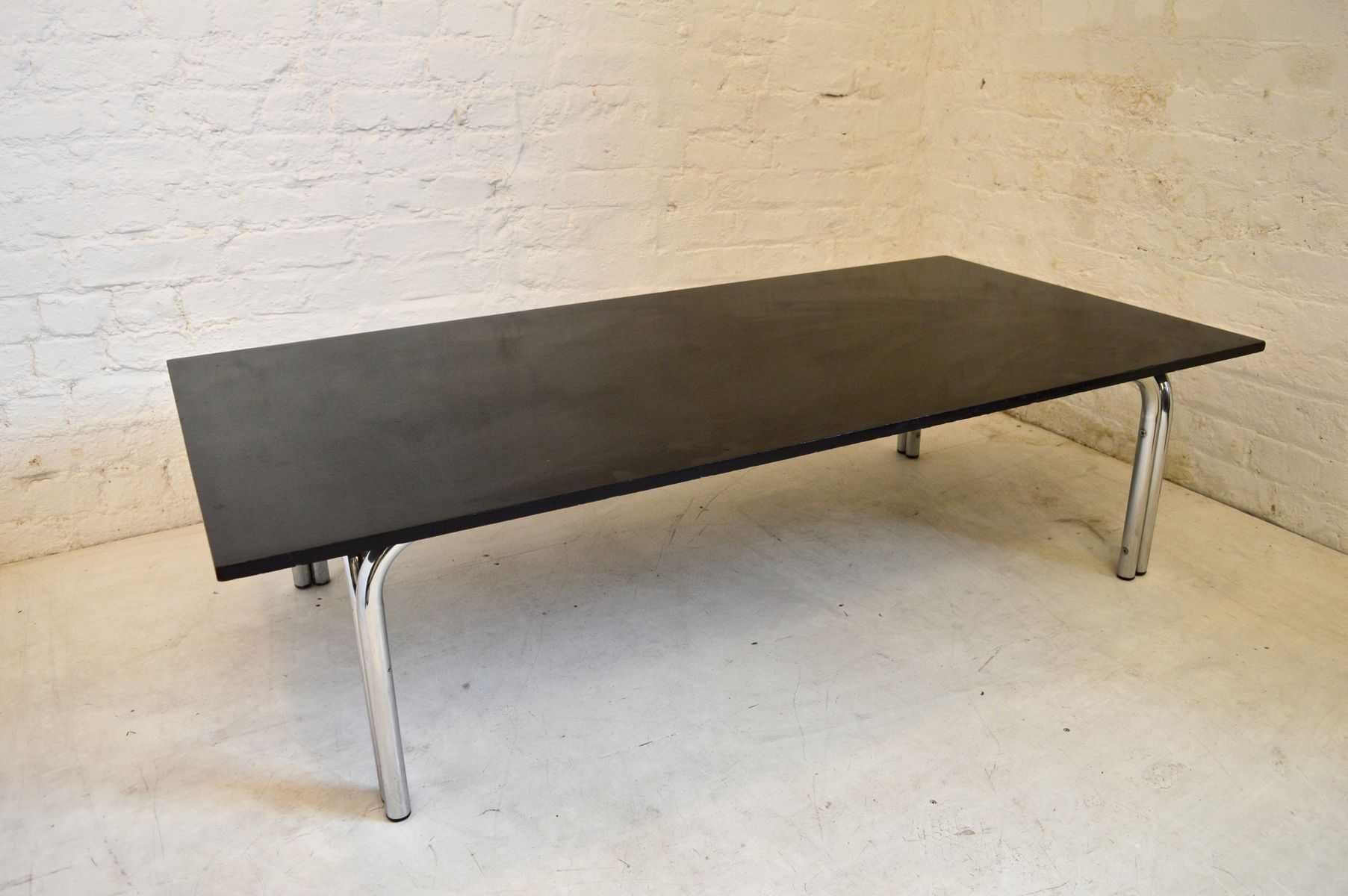Mid Century Modern Coffee Table by Tim Bates for Pieff 1970s for